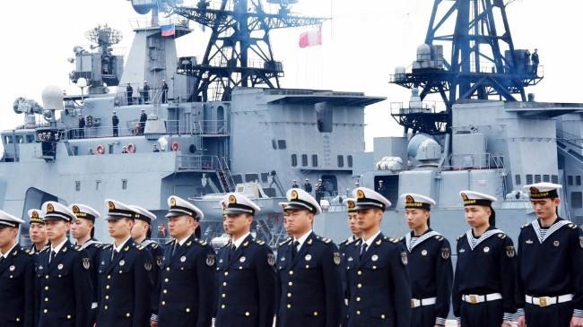 中俄互赠大礼:启动世纪工程 进行联合军演