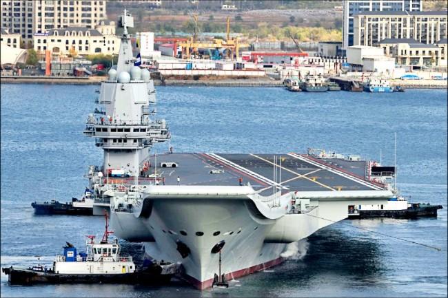 解放军又不造核动力航母了 因为没技术造