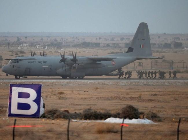 警告藏南发生对峙 印度军方指责中国越界1025次