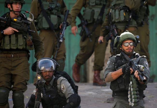 以色列宣布将在希布伦建立新的犹太人定居点