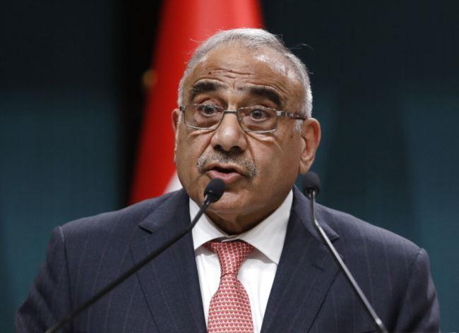 伊拉克总理马赫迪