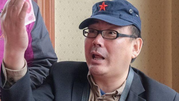律师透露:杨恒均被中国当局隔离 每天喂9片药