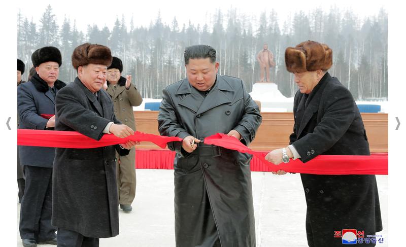 """重要关头,金正恩再次造访朝鲜""""革命圣地"""""""