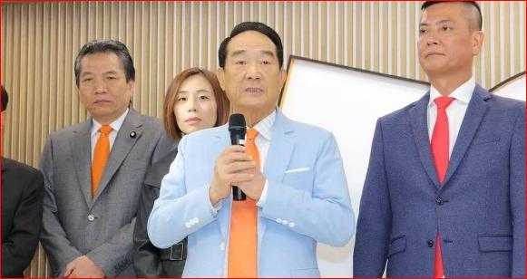 宋楚瑜:国民党总统候选人提供了参选机会