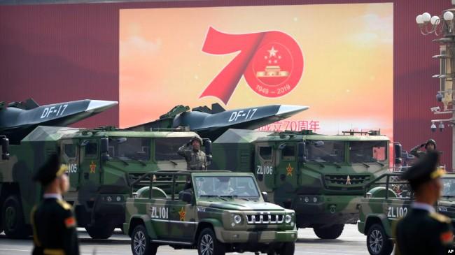 北京将武统台湾,薄瑞光呼吁美国做相应准备