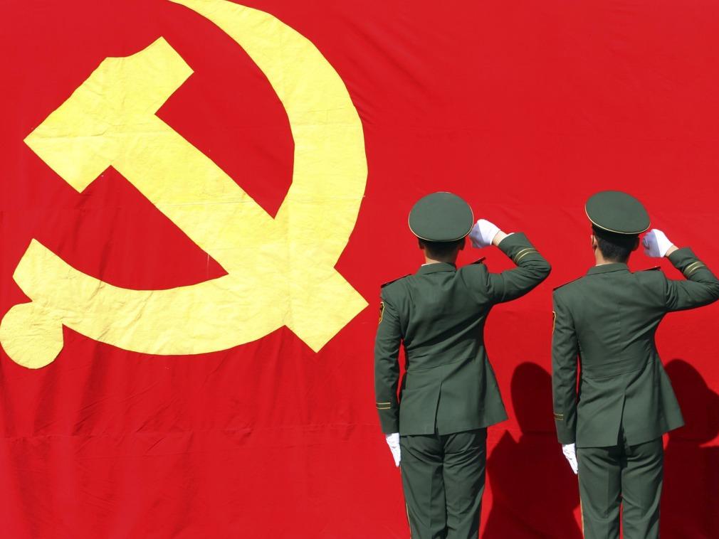 中国模式――习近平的皇帝新衣