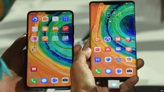 """因""""中国台湾"""" 华为取消旗舰手机在台上市"""