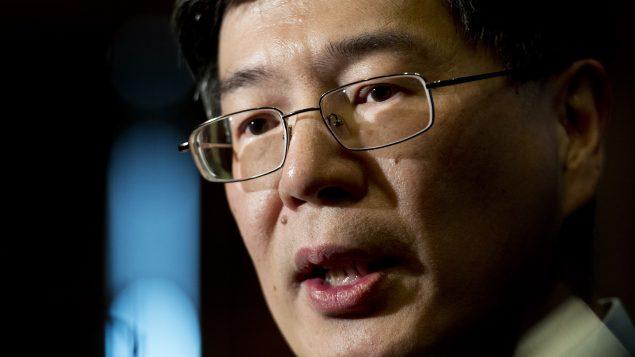 中国驻加大使警告:不要实施针对中国官员的制裁