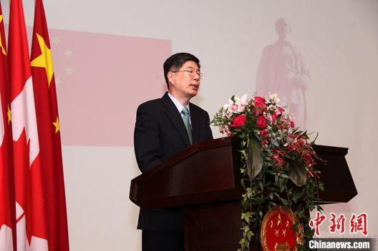 加国议员提议制裁中国 中国驻加大使:将坚决反制