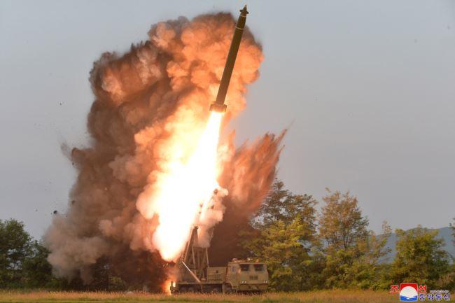 """挑逗川普!朝鲜:火箭发射场有""""非常重要试验"""""""