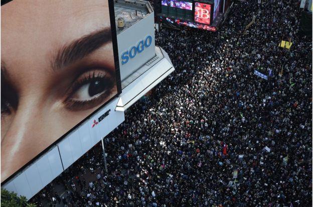 香港民阵星期日发起国际人权日游行