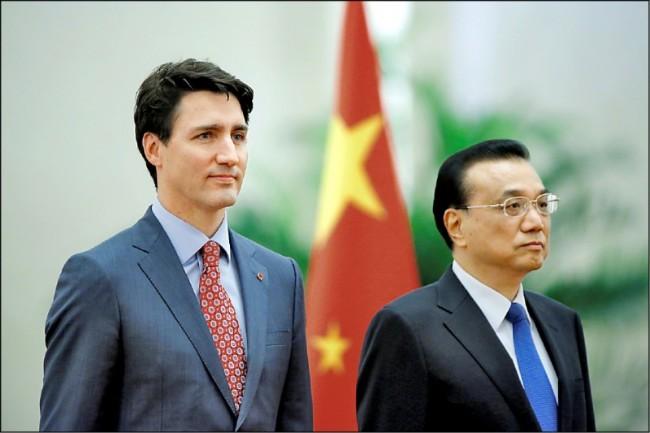 人质外交陷僵局 加拿大检讨对中政策