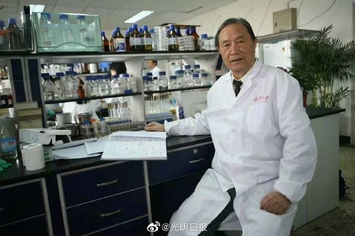 病毒学家、中科院院士田波逝世