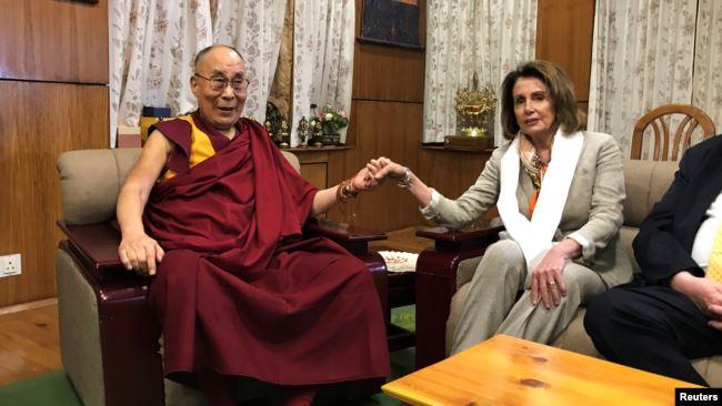 继香港与新疆后 美众院外委会通过西藏法案