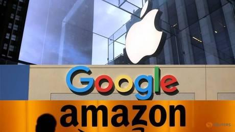 为了这块大蛋糕 谷歌、苹果、亚马逊破天荒合作