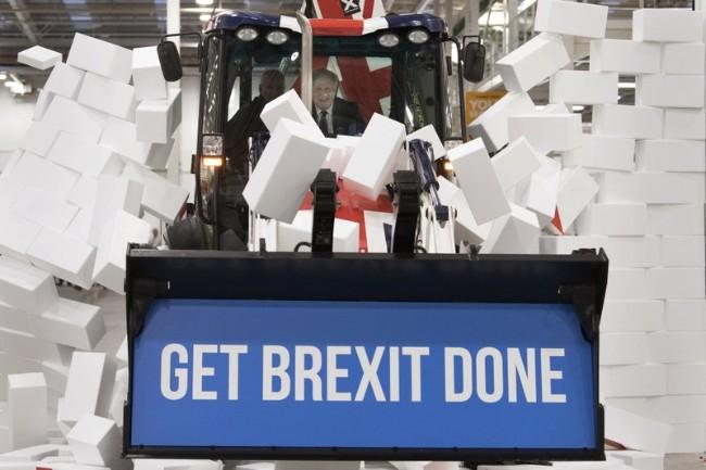 """英国明年无协议脱欧概率""""高得令人不安"""""""