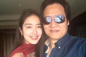 杨采钰被曝和刘亦菲干爹领证结婚 两人相差30岁