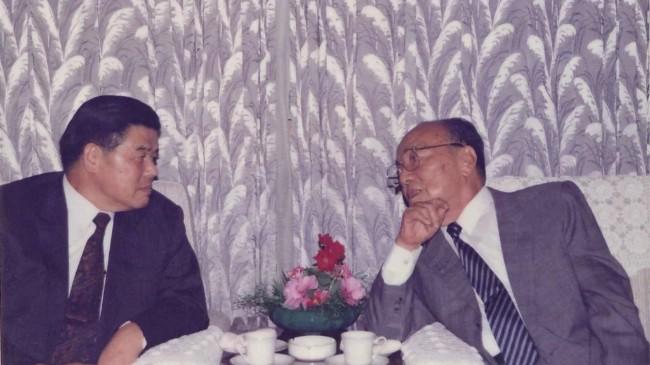 太子党叶选宁牵线台湾官员密会杨尚昆内幕