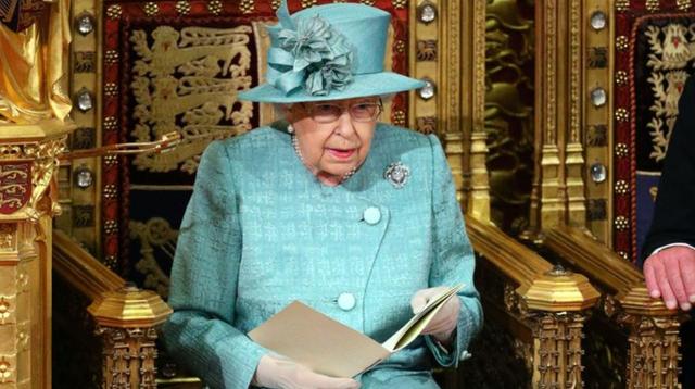 """英国女王发话 明年这个日子前完成""""脱欧"""""""