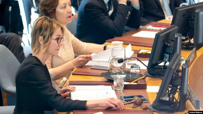 蓬佩奥抨击中俄否决叙利亚人道救援提案