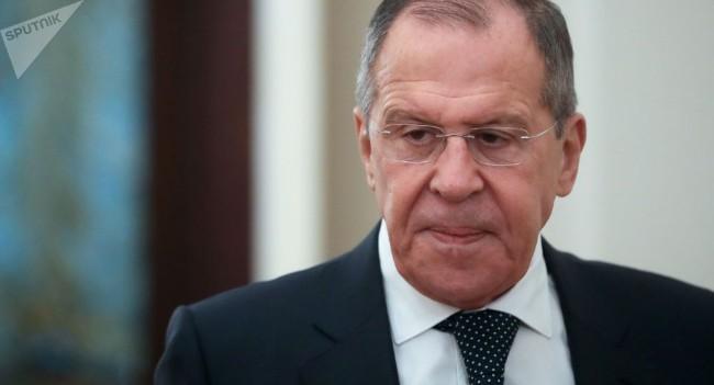 俄外长:俄方不会遂美国所愿与中国搞坏关系