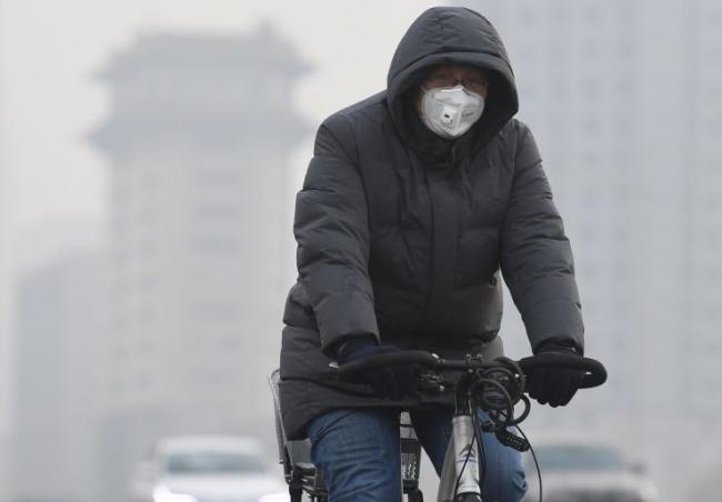 中国雾霾天气减少 可新问题随即而至