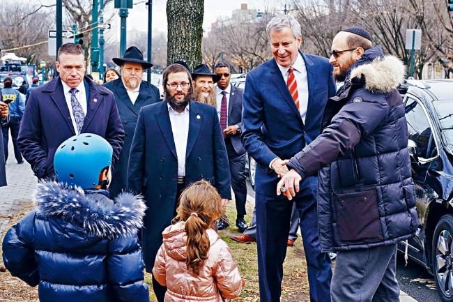 仇恨未灭?纽约反犹太的威胁在增加