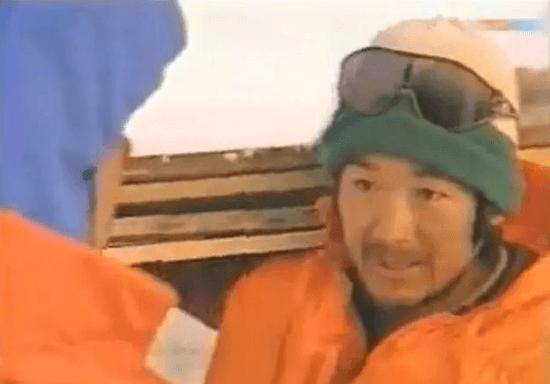 张国立30年前曾冒死炸掉冰山 救南极科考船