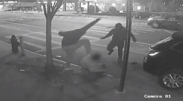 6男子集体打劫 打死60岁老汉只抢走1美元……