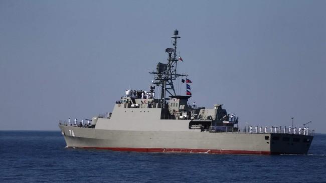 美国和其盟友曾试图妨碍中俄伊军演