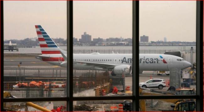 美国航空与波音达成保密赔偿协议