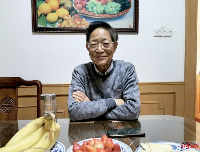 78岁教授捐出毕生积蓄8208万轰动全网:月薪够花了