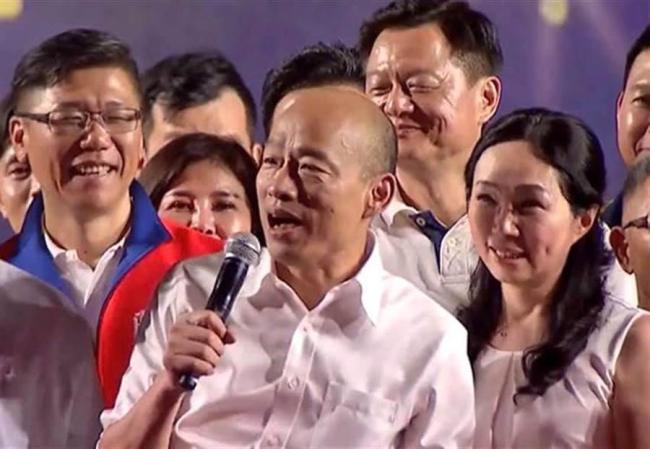 1.6亿选举补助 韩国瑜:我一块钱也不会拿