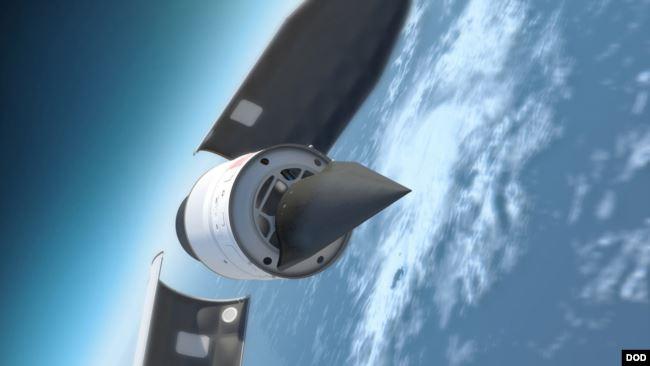 美国曾经研发的一款高超音速模拟器(美国国防部)