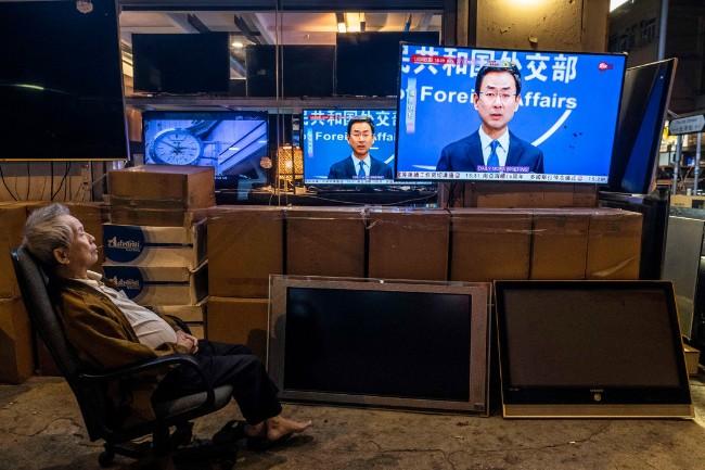 北京主动出击 用霸权压制海外批评