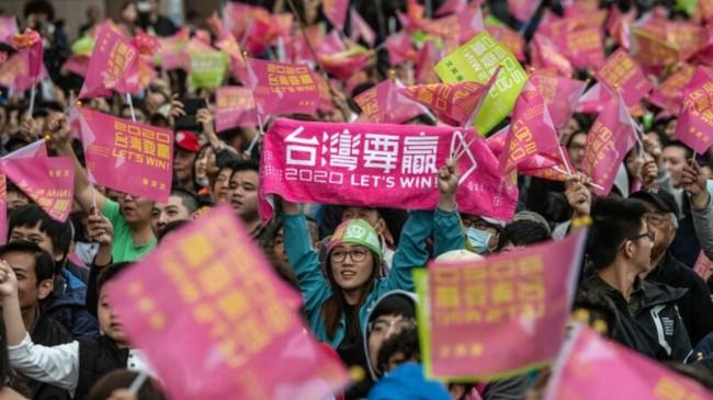 台湾选举反应年轻族群有明确想法令北京担忧
