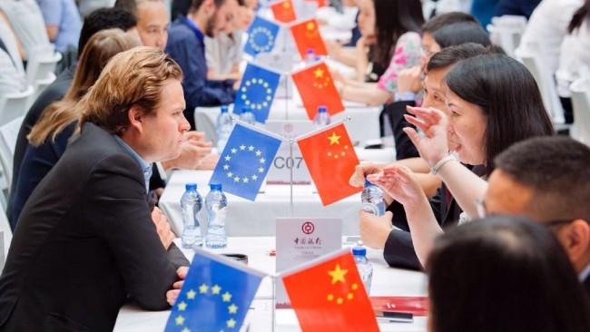 """""""中国式游戏规则""""让欧盟企业苦不堪言"""