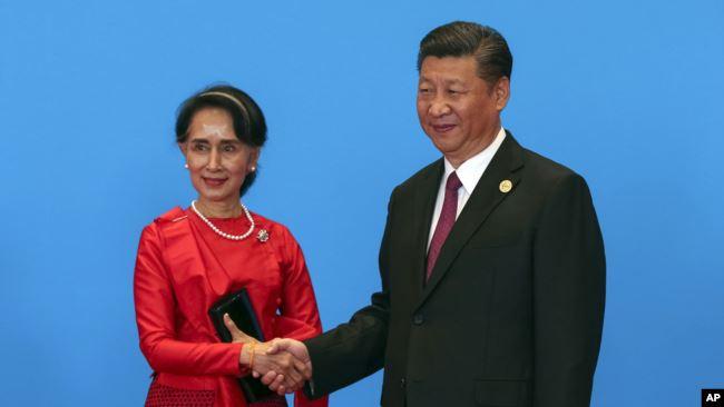 习近平即将访问缅甸 力争敲定一带一路项目协议