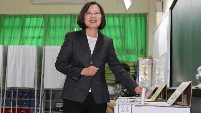 """台湾大选给中方 """"一国两制""""带来什么挑战?"""