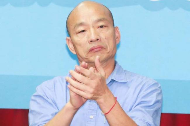 罢韩启动决战5月 韩国瑜再陷政治危机