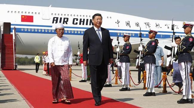 前美外交官爆惊人之语 中国想把缅甸纳为一省