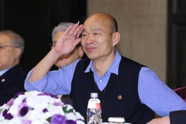韩国瑜会不会参选国民党主席?资深人士大胆预测