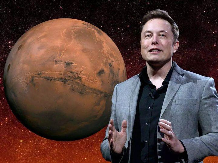 马斯克想送100万人上火星,路费在火星打工偿还