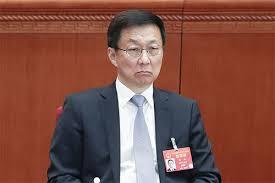 韩正被疫情工作领导小组排除有蹊跷