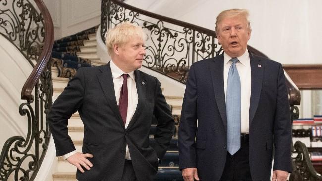 英国不封杀华为 美战略失败 蓬佩奥将访英国