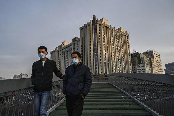 疫情重击中国楼市 2月首周销量同比大跌90%