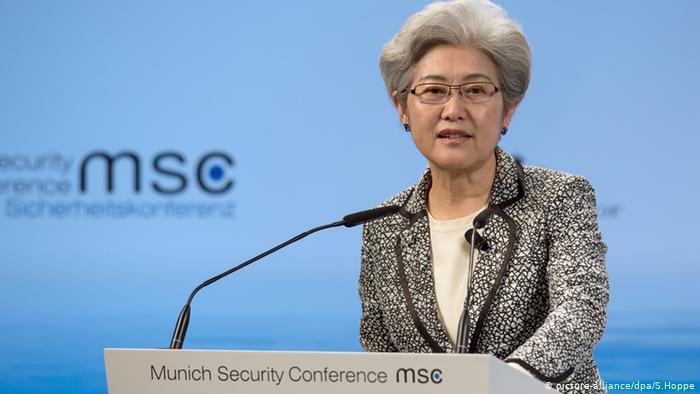 München Sicherheitskonferenz Deutschland Fu Ying (picture-alliance/dpa/S.Hoppe)