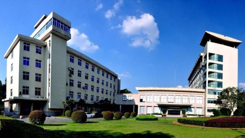 武汉病毒研究所。网络资料图片