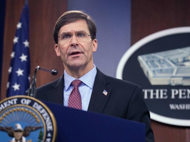 美国防部高级官员被川普辞退 曾反对停止乌克兰援助