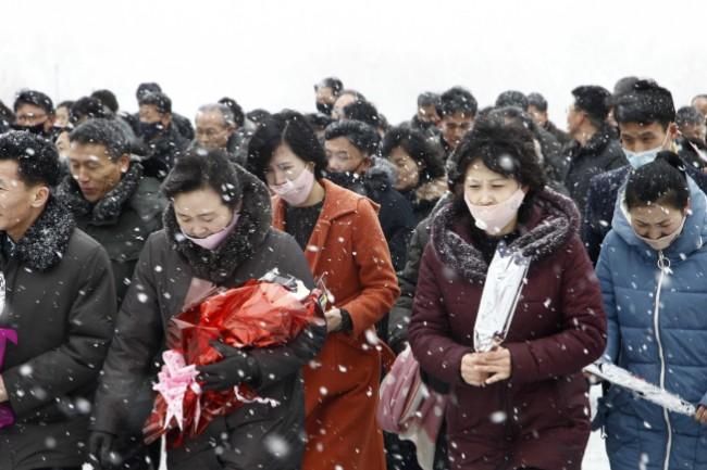朝鲜新冠肺炎